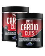 Cardio Cuts Bundle pack 244g By Nds Nutrition