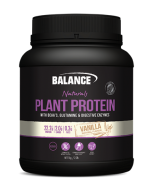 Plant Protein 1kg by Balance Naturals