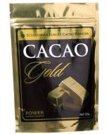 Cacao Gold Powder 225gm By Power super foods