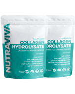 Nutraviva Nes ProteinGrass Fed Collagen twin pack