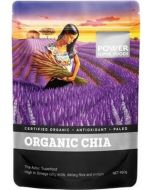 Organic Chia 450gm By Power Super Foods