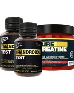 BSC Triandrobol Test and creatine Value deal
