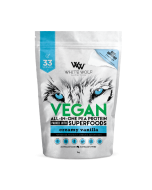 Vegan Protein by White Wolf Nutrition