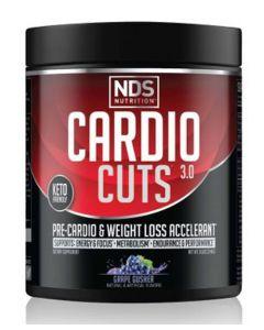 Cardio Cuts 3.0 244g By Nds