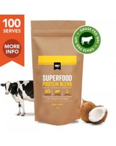 Protein Superfood blend 4kg by 180 Nutrition.