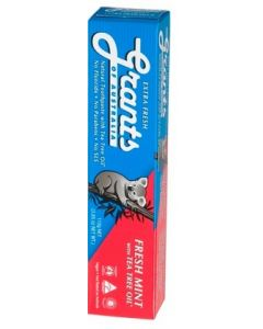 Grants Herbal Extra Toothpaste 110gm