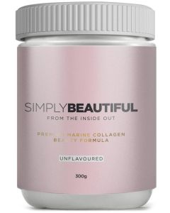 Simply Beautiful Formula 300g By Marine Collagen