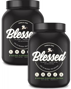 Blessed Plant Protein Twin Pack by Clear Vegan
