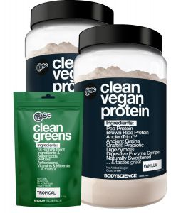Clean Vegan Protein Value Deal by BSC