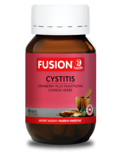 Cystitis 60 Tabs by Fusion Health