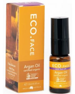 ECO Certified Organic Argan Face Oil 30ml By ECO Aroma