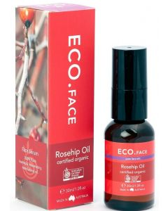ECO Certified Organic Rosehip Oil 30ml By ECO Aroma