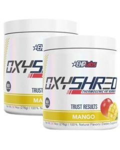 EHP Labs OXYSHRED Weight Loss Stack