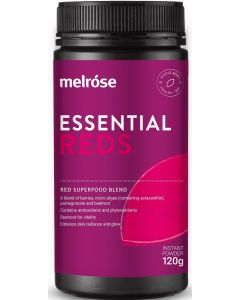 Essential Reds 120g By Melrose