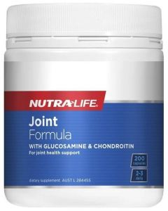 Joint Formula 100 Capsules By Nutra Life