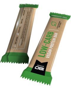 Low-Carb Vegan Protein Bars BY 180 Nutrition