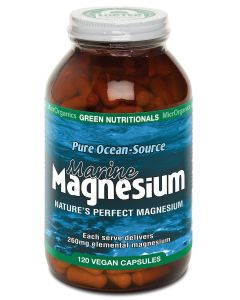 Marine MAGNESIUM 120 Cap by Green Nutritionals