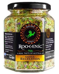 Native Relaxation Tea By Roogenic