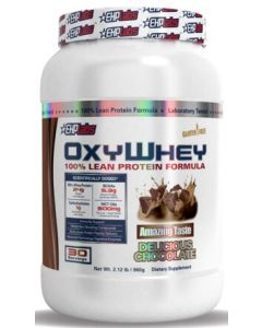 OXYWHEY by EHP LABS