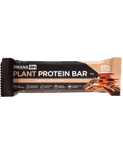 Plant Protein Bars Caramel Latte by Prana On