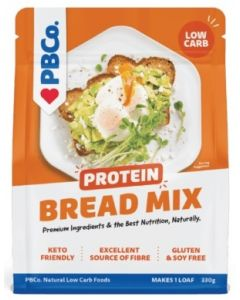 Protein Bread Mix 320g By Protein Bread Co