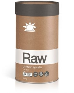 Raw Protein Isolate (Natural) by Amazonia