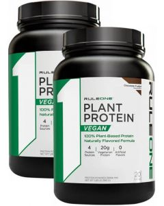 R1 Plant Protein Bundle Pack by RULE 1