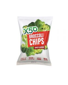Broccoli Chips by x50